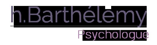 Psychologue Hélène Barthelemy Logo